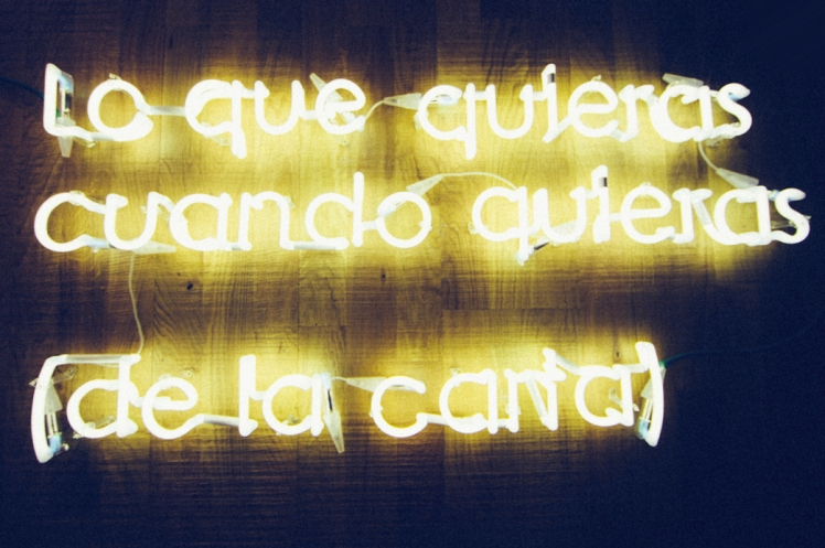 clectic neon